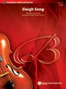SLEIGH SONG (String Orchestra)