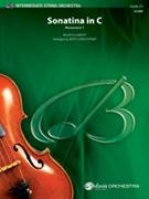 SONATINA IN C (String Orchestra)