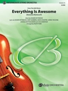 EVERYTHING IS AWESOME (FROM THE LEGO MOVIE)  (String Orchestra)