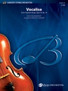 VOCALISE (String Orchestra)