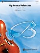 MY FUNNY VALENTINE  (String Orchestra)