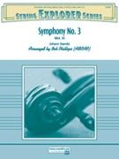 SYMPHONY NO. 3  (String Orchestra)