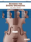 SCHERZO FOR STRING ORCHESTRA  (String Orchestra)