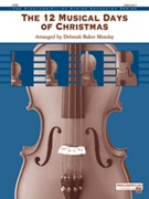 12 MUSICAL DAYS OF CHRISTMAS, The  (String Orchestra)