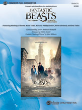 FANTASTIC BEASTS AND WHERE TO FIND THEM (String Orchestra)