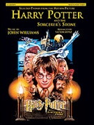 HARRY POTTER AND THE SORCERER'S STONE (Selected Themes from the Motion Picutres) (Clarinet Solo, Duet, Trio)