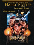 HARRY POTTER AND THE SORCERER'S STONE (Selected Themes from the Motion Picutres) (Alto Sax Solo, Duet, Trio)