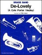 DE-LOVELY: A COLE PORTER MEDLEY (Brass Band)