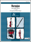HORNPIPE (from Water Music)(Full Orchestra)