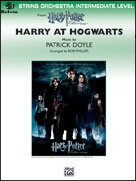 HARRY AT HOGWARTS (from Harry Potter and the Goblet of Fire) (String Orchestra)