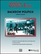 BACKROW POLITICS (Gordon Goodwin Jazz)