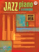 JAZZ PIANO HANDBOOK (Book/CD)