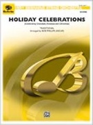 HOLIDAY CELEBRATIONS (Very Beginning String Orchestra)