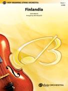 FINLANDIA (Very Beginning String Orchestra)