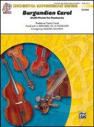 BURGUNDIAN CAROL (Very Beginning String Orchestra
