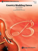 COUNTRY WEDDING DANCE (from The Moldau) (Beginning String Orchestra)