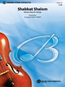 SHABBAT SHALOM (Klezmer Music for Strings) (String Orchestra)