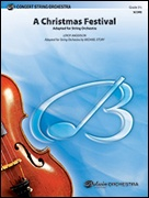CHRISTMAS FESTIVAL, A (String Orchestra)