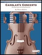 CAROLAN'S CONCERTO (Solo Violin and String Orchestra)
