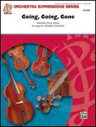 GOING, GOING, GONE (String Orchestra)