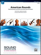 AMERICAN ROUNDS (Beginning String Orchestra)