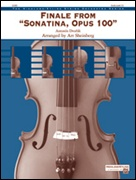 FINALE (from Sonatina Op 100) (String Orchestra)