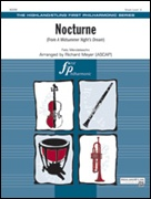 NOCTURNE (from a Midsummer's Night's Dream) (Full Orchestra)