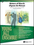 WATERS OF MARCH (Aguas de Marco) (Easy Jazz Ensemble)