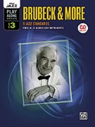 BRUBECK AND MORE (Play Along Series Vol.3) C, Bb, Eb & BC Instrumental