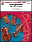 1812 OVERTURE, Theme from the (Easy String Orchestra)