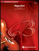 RIGAUDON (Easy Full Orchestra)