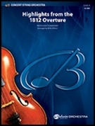 1812 OVERTURE, Highlights from (Advanced String Orchestra)