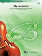 MY IMMORTAL (Intermediate String Orchestra)