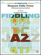 BLUEGRASS FIDDLE FRENZY (String Alternatives Series)