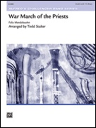 WAR MARCH OF THE PRIESTS (Very Easy Concert Band)