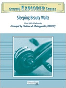 SLEEPING BEAUTY WALTZ (Easy String Orchestra)