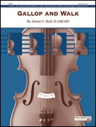 GALLOP AND WALK (Advanced String Orchestra)