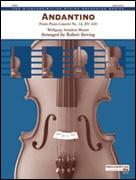 ANDANTINO (from Piano Concerto No.14 KV447) (Advanced String Orchestra)