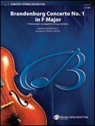 BRANDENBURG CONCERTO No.1 in F Major Mvt.1 (Advanced String Orchestra)