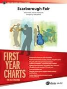 SCARBOROUGH FAIR (Beginning Jazz Ensemble)
