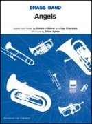 ANGELS (Sykes) (Brass Band)