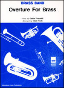 OVERTURE FOR BRASS (Brass Band)
