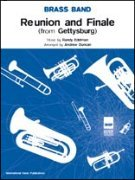 REUNION & FINALE from GETTYSBURG (Brass Band)