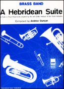 HEBRIDEAN SUITE (Brass Band Set - Score and Parts)