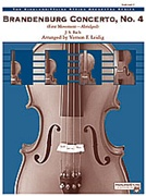 BRANDENBURG CONCERTO No.4 Mvt.1 (Abridged) (Easy String Orchestra)