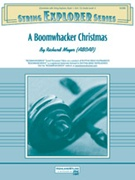 BOOMWHACKER CHRISTMAS, A (Easy String Orchestra)