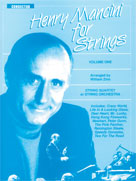 HENRY MANCINI FOR STRINGS Vol. 1 (Cello)