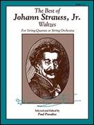 BEST OF … JOHANN STRAUSS, Jr. Waltzes (1st Violin)