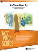 AS TIME GOES BY (Jazz Vocal Series)