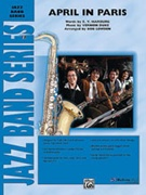 APRIL IN PARIS (Intermediate Jazz Ensemble)